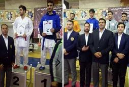 افتخار آفرینی دانشجویان دانشگاه یزد در مسابقات ورزشی منطقه۶ کشور