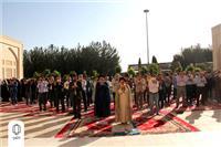 خبر-نماز عید سعید فطر در دانشگاه یزد برگزارشد