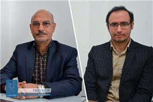 خبر-گفت و شنودی صمیمانه با دو صاحب نظر شعر و ادب پارسی
