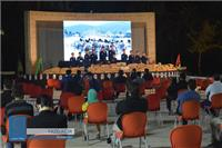 خبر-گردهمایی دانشجویان بسیجی دانشگاههای استان در دانشگاه یزد