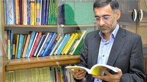 انتخاب استاد دانشکده علوم ریاضی به عنوان استاد ممتاز دانشگاه یزد