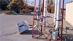 ساخت دستگاه آب شیرینکن خورشیدی در دانشکده مهندسی مکانیک دانشگاه یزد