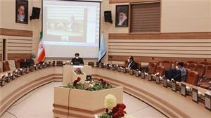 آیین معارفه نودانشجویان دانشگاه یزد به صورت مجازی برگزار شد