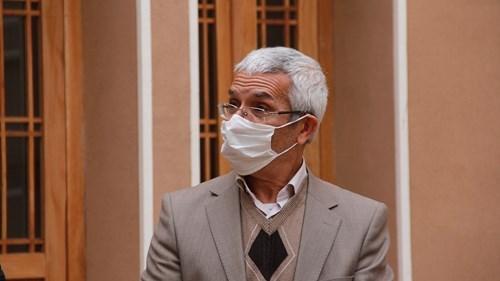 خبر-بازدید معاون وزیر علوم از دانشگاه یزد
