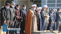 خبر-مراسم تشییع و خاکسپاری  زندهیاد دکتر حسین مختاری برگزارشد