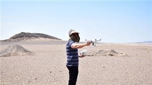 پهپادهای پردیس فناوری وصنعتی دانشگاه یزد در هوافضای پژوهش