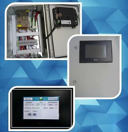 ساخت ترمومتر دیجیتال برای کنترل دمای روغن و سیمپیچ ترانسفورماتور توسط عضو هیأت علمی دانشکده مهندسی برق دانشگاه یزد