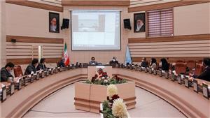 نشست مدیران اداری و پشتیبانی دانشگاهها و مراکز آموزش عالی منطقه 6 کشور برگزار شد