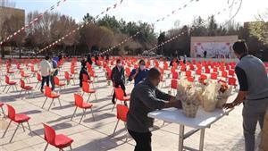 جشن پیروزی انقلاب اسلامی با حضور دانشجویان در دانشگاه یزد