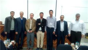 معرفی پایاننامه دانشجوی دکترای دانشگاه یزد به عنوان پایان نامه برتر در حوزه آکوستیک و ارتعاشات کشور