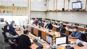 خبر-بازدید رئیس دانشگاه یزد و هیأت همراه از شهرک علمی و تحقیقاتی اصفهان