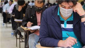 آزمون دکتری تخصصی در دانشگاه یزد برگزار شد