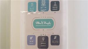 خبر-استقرار یک مؤسسه خیریه در پردیس فناوری و صنعتی دانشگاه یزد