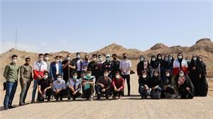 خبر-استقبال سبز نهادهای دانشجویی دانشگاه یزد از سال نو