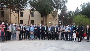 خبر-دورهمی شرکتهای مستقر در پردیس فناوری و صنعتی دانشگاه یزد