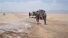 خبر-آزمایشگاه ارزیابی تثبیت کنندههای خاک در دانشگاه یزد راهاندازی شد