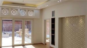تولید و طراحی انواع پنلهای مشبک در پردیس فناوری و صنعتی دانشگاه یزد