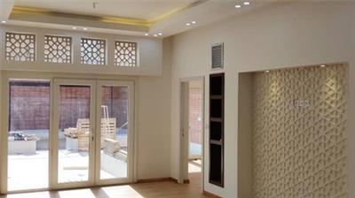 خبر-تولید و طراحی انواع پنلهای مشبک در پردیس فناوری و صنعتی دانشگاه یزد