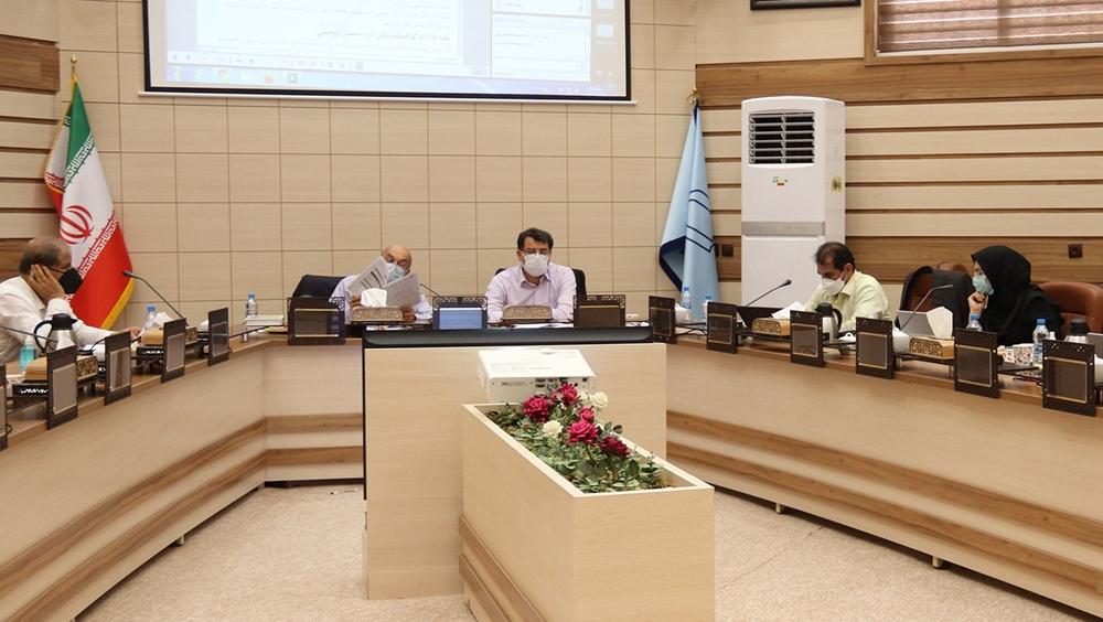 خبر-مصوبات سی و یکمین کمیسیون دائمی هیات امناء دانشگاه یزد