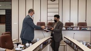 انعقاد تفاهم نامه همکاری بین دانشگاه یزد و دانشگاه علوم پزشکی
