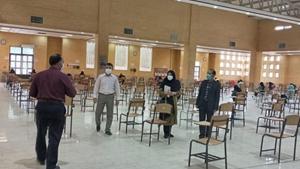 خبر-بیست و ششمین المپیاد علمی دانشجویی در دانشگاه یزد برگزار شد
