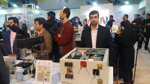 خبر- ساخت منبع تغذیه ماژولار در پردیس فناوری و صنعتی دانشگاه یزد