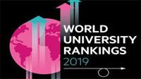 خبر-اخذ رتبه +801 دانشگاه یزد در رتبه بندی موضوعی تایمز