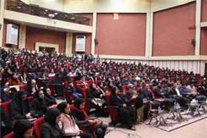 جشن کتاب در دانشگاه یزد