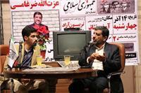 خبر-گفت و شنود دانشجویان با رییس پیشین رسانه ملی در دانشگاه یزد