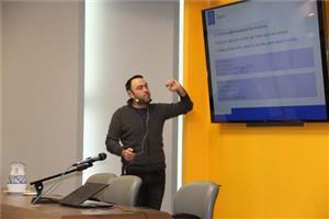 برگزاری کارگاه یادگیری عمیق در مقیاس بزرگ در دانشگاه یزد