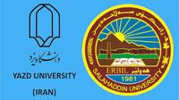 خبر-دانشگاه یزد و دانشگاه صلاحالدین کردستان عراق تفاهم نامه همکاری امضا کردند