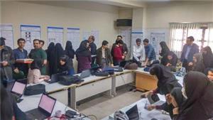 برگزاری دومین نمایشگاه روز پروژه گروه مهندسی کامپیوتر