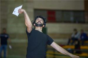 دومین دوره مسابقه موشکهای کاغذی در دانشگاه یزد برگزار شد
