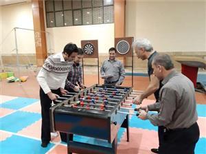 خبر-پایان کار مسابقات ورزش های همگانی کارمندان دانشگاه یزد