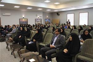 خبر-همایش روز ملی جمعیت در دانشگاه یزد برگزار شد