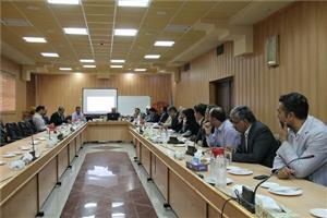 شورای دانشگاه یزد به ریاست دکتر محمدصالح اولیاء تشکیل جلسه داد
