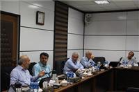 خبر-برگزاری بیست وهفتمین نشست کمیسیون دایمی هیات امنای دانشگاه یزد