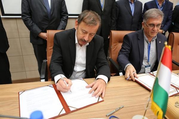 Latest Events-Semnan University and University Szeged signed a MOU