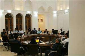 کارگاه تدوین آیین نامه معماری خشتی در دانشگاه یزد برگزار شد