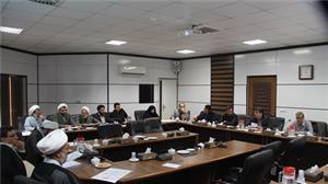 خبر-ستاد اربعین دانشگاهیان استان یزد تشکیل جلسه داد
