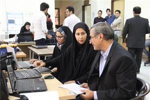 برگزاری سومین نمایشگاه پروژه گروه مهندسی کامپیوتر