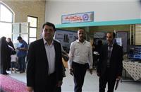 خبر-بازدید سرپرست دانشگاه یزد از حوزه ثبت نام دانشجویان ورودی جدید