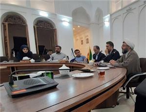 اولین جلسه گفتمان معرفتی در دانشکده هنر و معماری برگزار شد