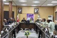 خبر-دیدار هیات رییسه دانشگاه یزد با فرماندهی انتظامی استان یزد