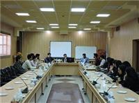 خبر-دبیر شورای هماهنگی کانونهای فرهنگی و هنری انتخاب شد
