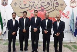 خبر-دانشجویان دانشگاه یزد صاحب سه مقام برتر شدند