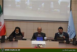 خبر-جلسه مشترک انجمن دانش آموختگان و انجمن های علمی برگزارشد