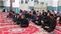 خبر-برگزاری مراسم زیارت عاشورا به مناسبت ایام سوگواری سالار شهیدان