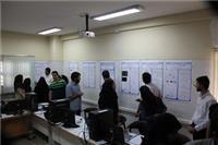 خبر-برپایی نمایشگاه روز پروژه گروه مهندسی کامپیوتر در دانشگاه یزد