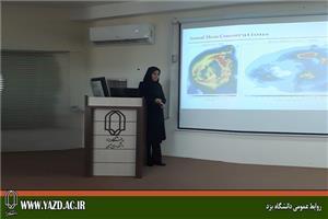 سخنرانی محقق ایرانی دانشگاه برکلی در دانشگاه یزد